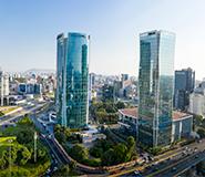 Lima Peru Buildings