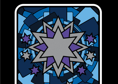 Aquarius Tarot Star