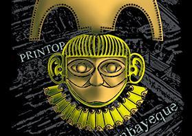 Printop Sipan Mask