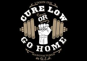 Union Ink Cure-Low-or-go-Home