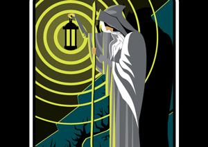 The Hermit Tarot