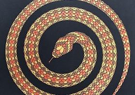 Zodiac Libra - Coiled